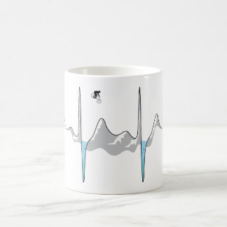Bike to the Beat (Mug) Coffee Mug