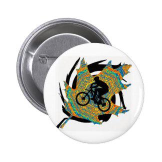 Bike Upper Ontario Pins