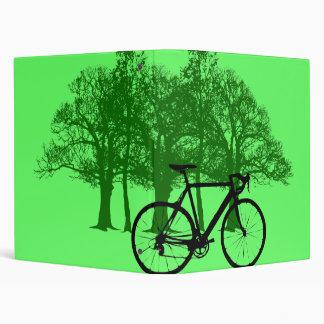 bike vinyl binders