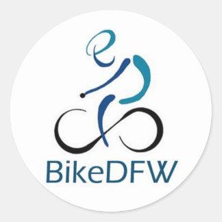 BikeDFW Stickers