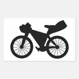 Bikepacking sticker