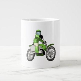 Biker 3 jumbo mug
