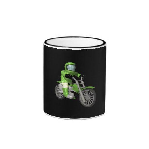 Biker 8 coffee mugs
