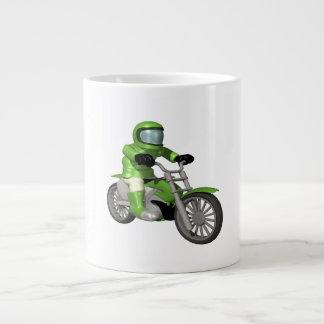 Biker 8 jumbo mug