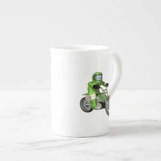 Biker 8 bone china mug