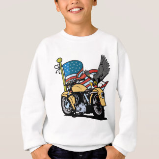Biker American Eagle Sweatshirt