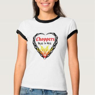 Biker Babe Gear T-Shirt