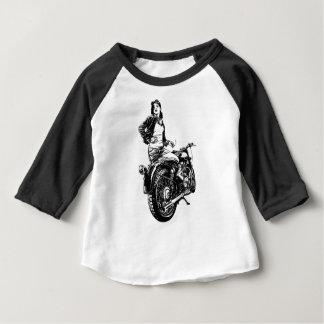 Biker Baby T-Shirt