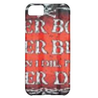 biker born biker bread iPhone 5C cover