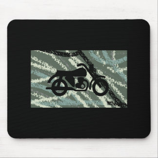Biker Boy* Mouse Pad