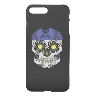 Biker Candy Skull Iphone Case