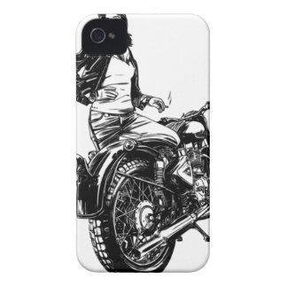 Biker Case-Mate iPhone 4 Case