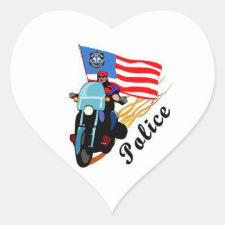 Biker Cops Stickers