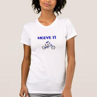 Biker Cow T-Shirt