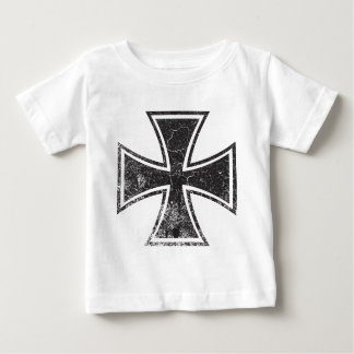 Biker Cross Baby T-Shirt