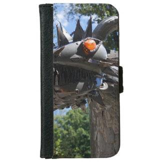 Biker Dragon iPhone 6 Wallet Case