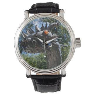 Biker Dragon Watch
