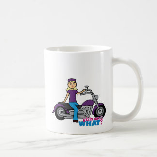 Biker - Light Coffee Mug