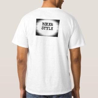 Biker loud pipes t-shirt
