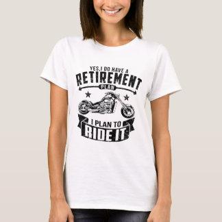 Biker Retirement T-Shirt
