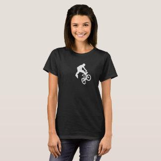 Biker Rider Logo Funny T-Shirt
