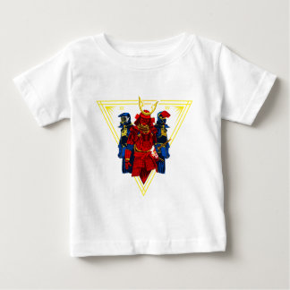 Biker Samurai Crew T-Shirt