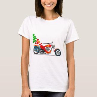 Biker Santa T-Shirt