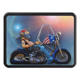 Biker Tow Hitch cover