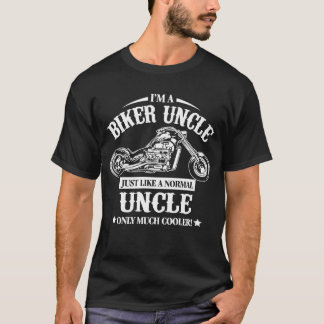 Biker Uncle T-Shirt