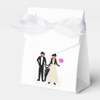 Biker Wedding Favor Boxes