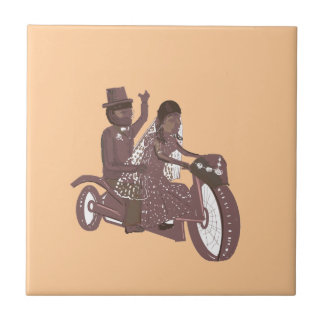 Biker Wedding Products Tile