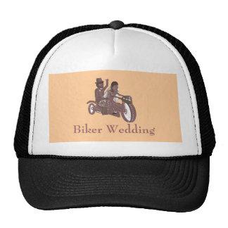 Biker Wedding Products Trucker Hat