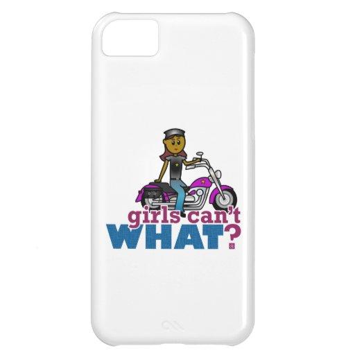 Biker Woman Case For iPhone 5C