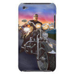 Bikers 1 Case-Mate Case Barely There iPod Case