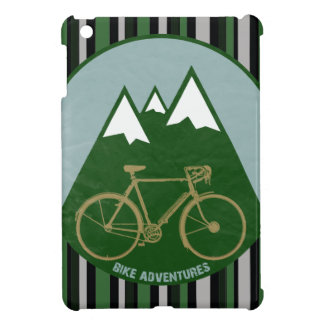 bikers adventure, mountains case for the iPad mini