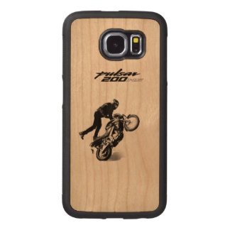 Bikers Club Wood Phone Case