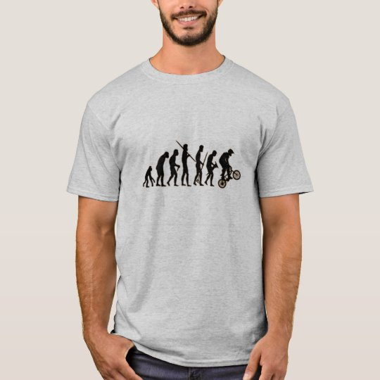 Bikers' Evolution T-Shirt