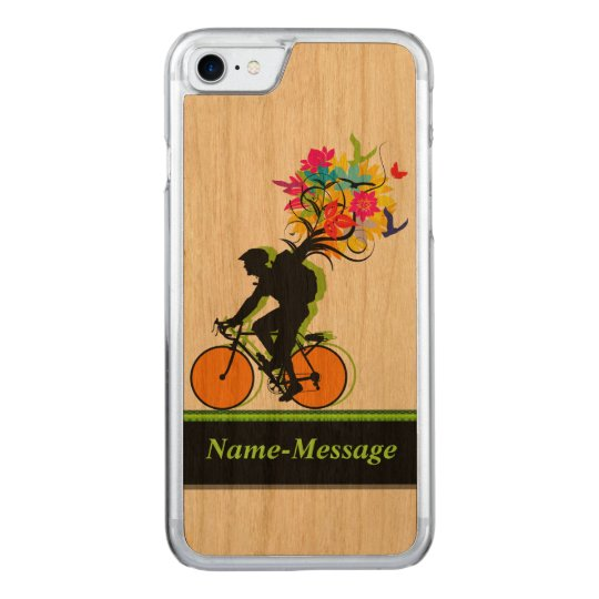 Bikers Nature Pack 1 Carved iPhone 7 Case