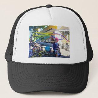 Bikes, Balloons and brews Trucker Hat