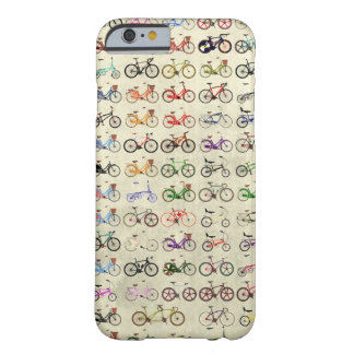 Bikes Barely There iPhone 6 Case