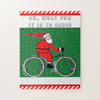 Biking Holidays Puzzle