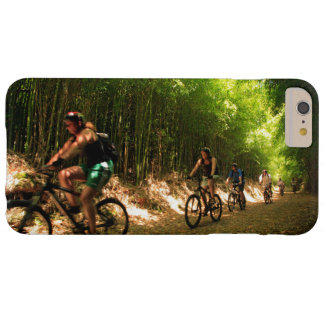 Biking in bamboo trail barely there iPhone 6 plus case