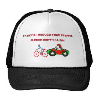 biking.JPG Trucker Hat
