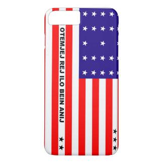 Bikini Atoll flag symbol iPhone 7 Plus Case