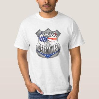 Bikini Detectives Badge T-Shirt