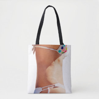 Bikini Fakeout Tote - Fake out your friends