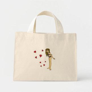 Bikini Mini Tote Bag