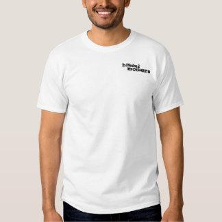 Bikini Mowers - Logo on Back - 2 Sided T-shirts