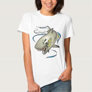Bikini Shark Tee Shirt