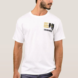 BIKINI SURF TEAM TRAINER T-Shirt